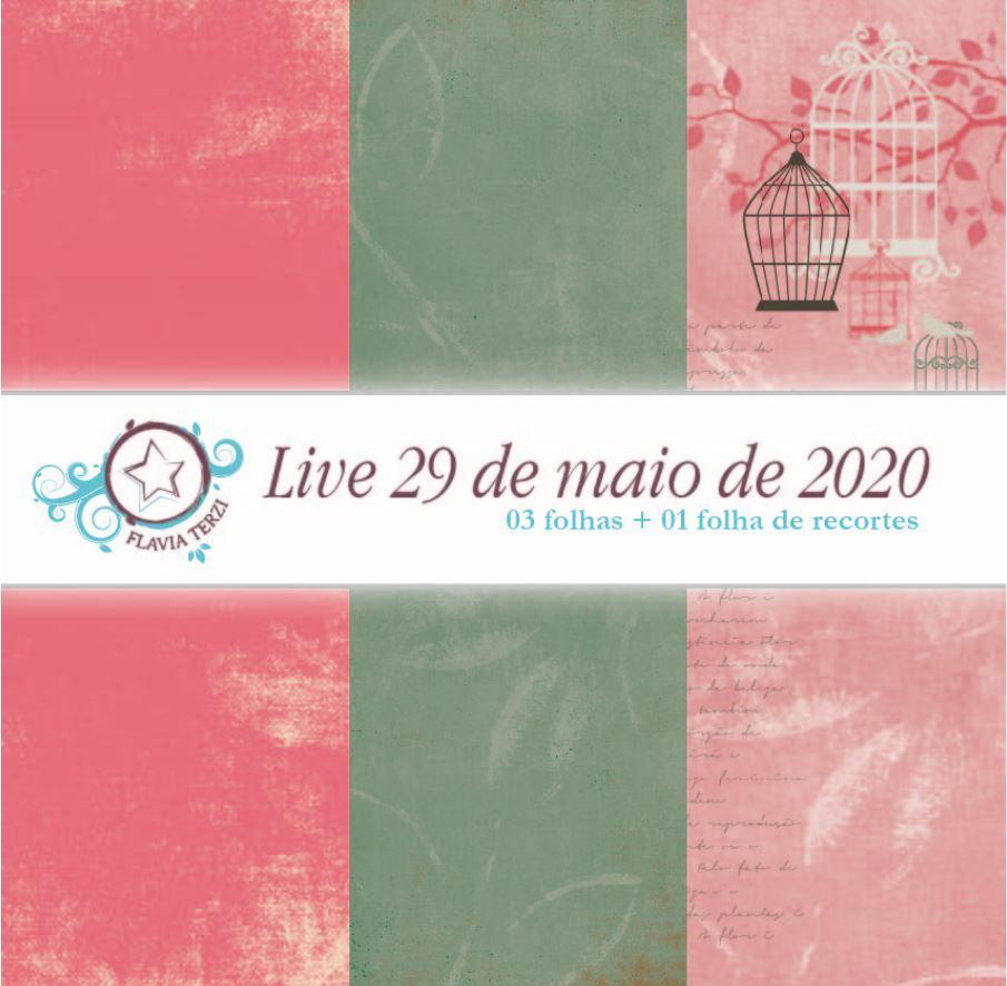 LIVE 29 DE MAIO DE 2020 - AO MEU LADO