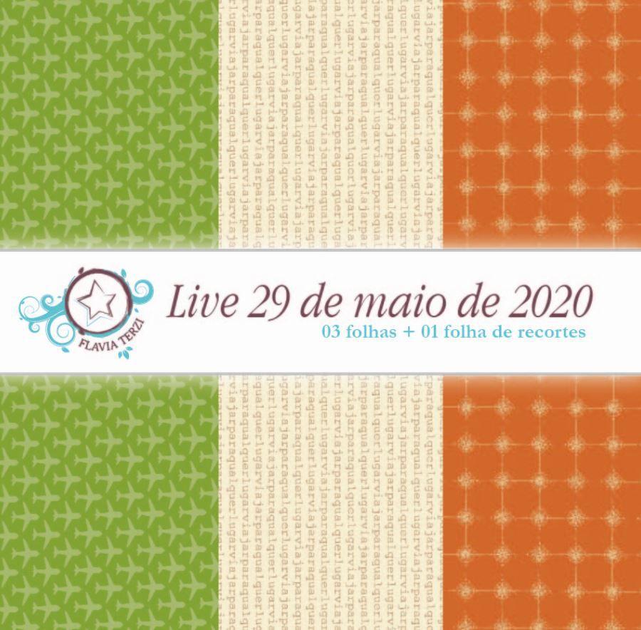 LIVE 29 DE MAIO DE 2020 - INESQUECÍVEL