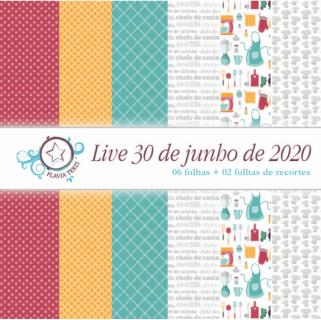 LIVE 30 DE JUNHO DE 2020 - CHEFE DE COZINHA