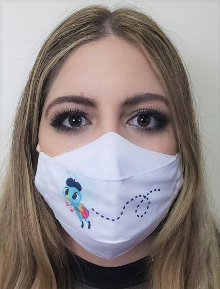 Máscara Segredinho