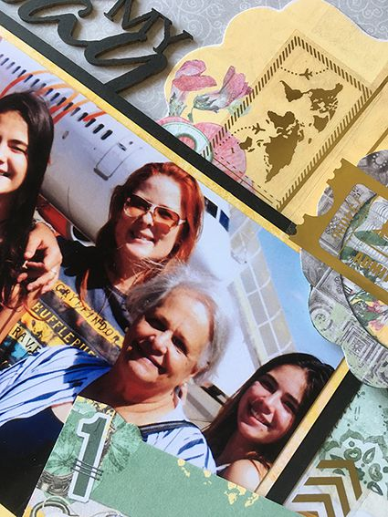 MY WAY - Kit Aula Scrapbookshow dia 18 de maio às 13h