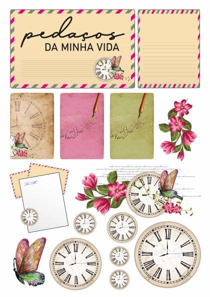 PEDAÇOS DA MINHA VIDA - Live 06/10/2020