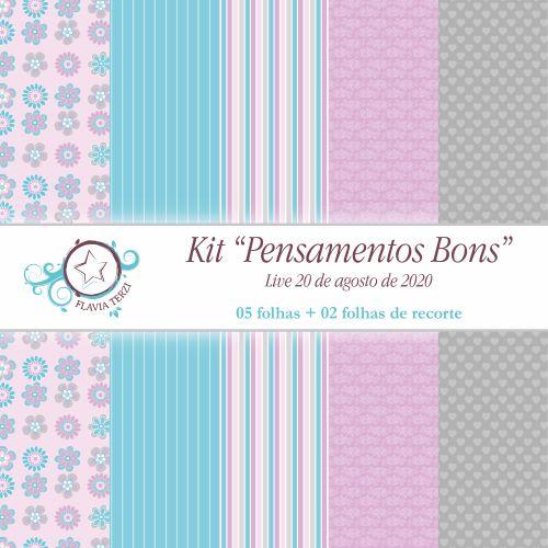 PENSAMENTOS BONS - Live 20/08/2020