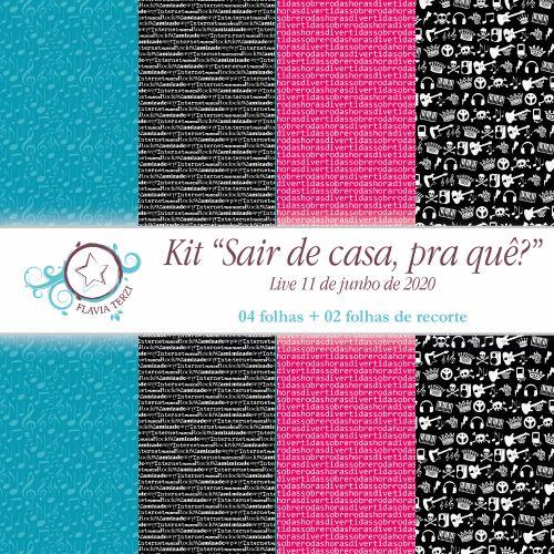 SAIR DE CASA. PRA QUÊ? - Live 11/06/2020
