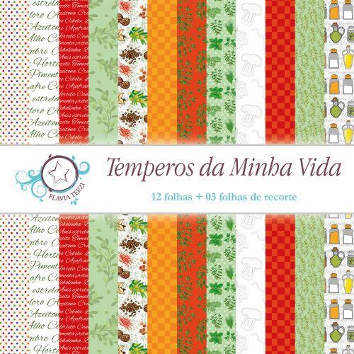 TEMPEROS DA MINHA VIDA