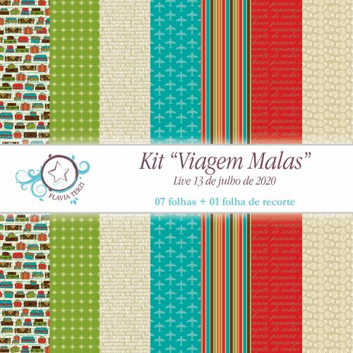 VIAGEM MALAS - Live 13/07/2020
