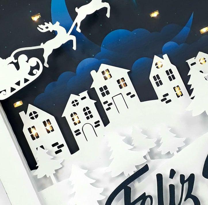 VLADY / Kit Natal Luz - On Line