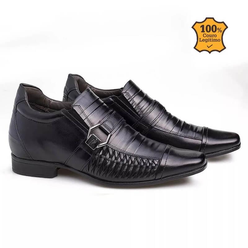 a0ca7e33e0 ... Sapato Masculino Rafarillo Vegas Alth 3212 Você 7 Cm Mais Alto ...