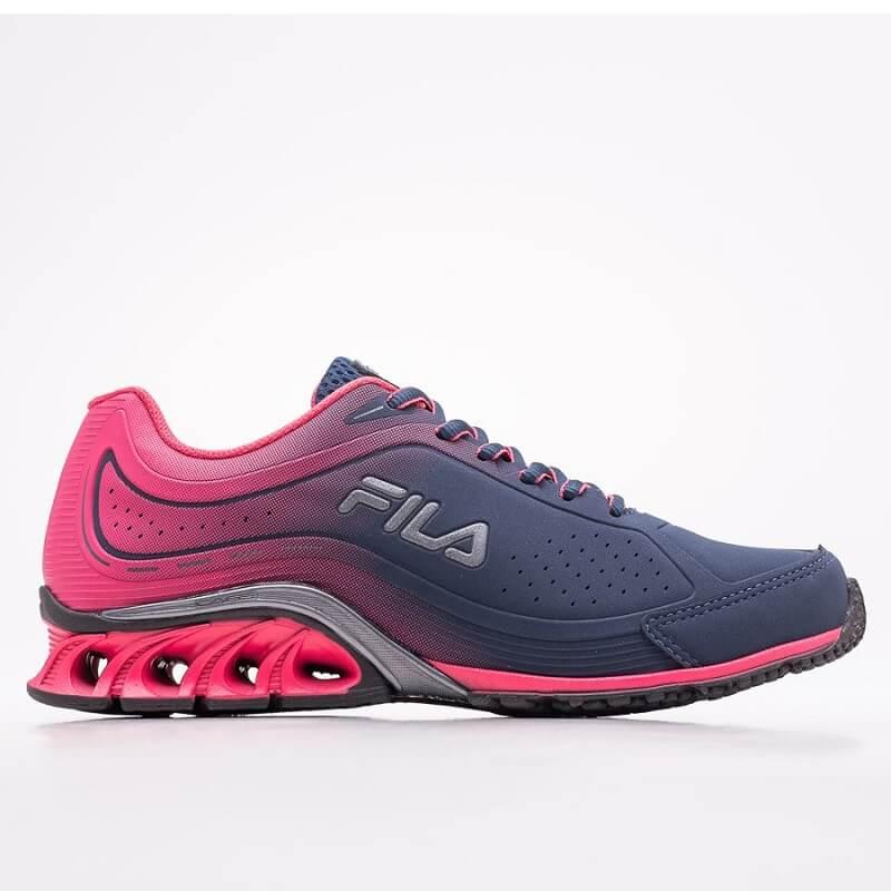 280928e160 Tenis Feminino Fila Cage Python Original Promoção - Alca Online