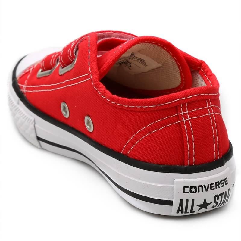 b080e8a0b98 ... Tênis Infantil All Star Converse Original Ck0507 26 ao 33 Promoção ...