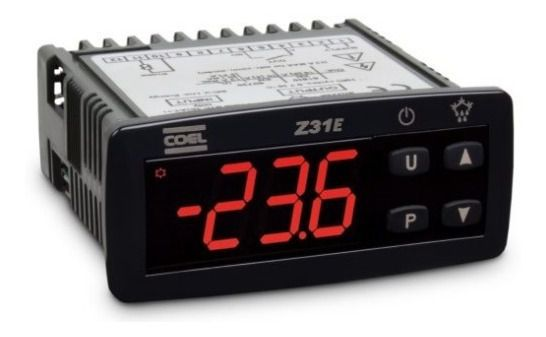Controlador de temperatura Coel Z31E
