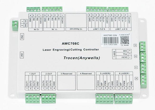 Controladora AWC-708C