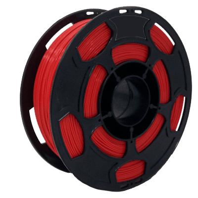 Filamento ABS Premium Vermelho 1,75