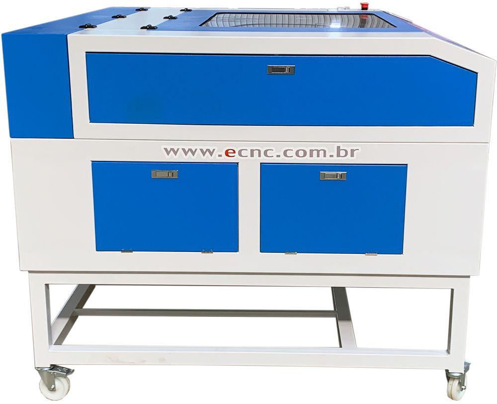 Máquina de corte e gravação L-1210 90W