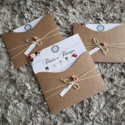 Convite Thaís e Thiago