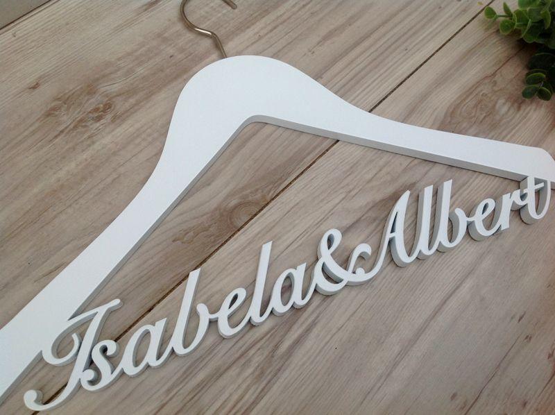 Cabide Isabela e Albert