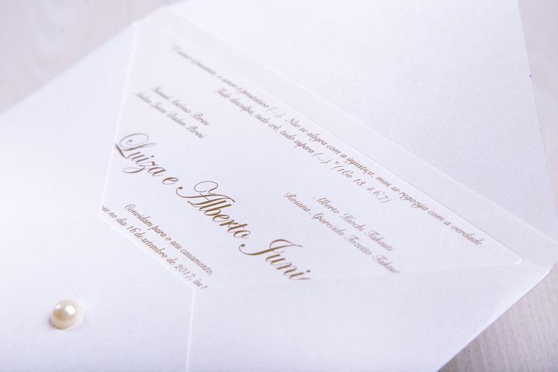 Convite Luiza e Alberto Junior