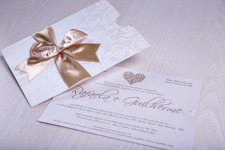 Convite Rafaela e Guilherme