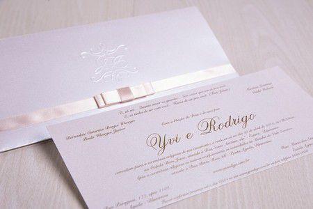 Convite Yvi e Rodrigo