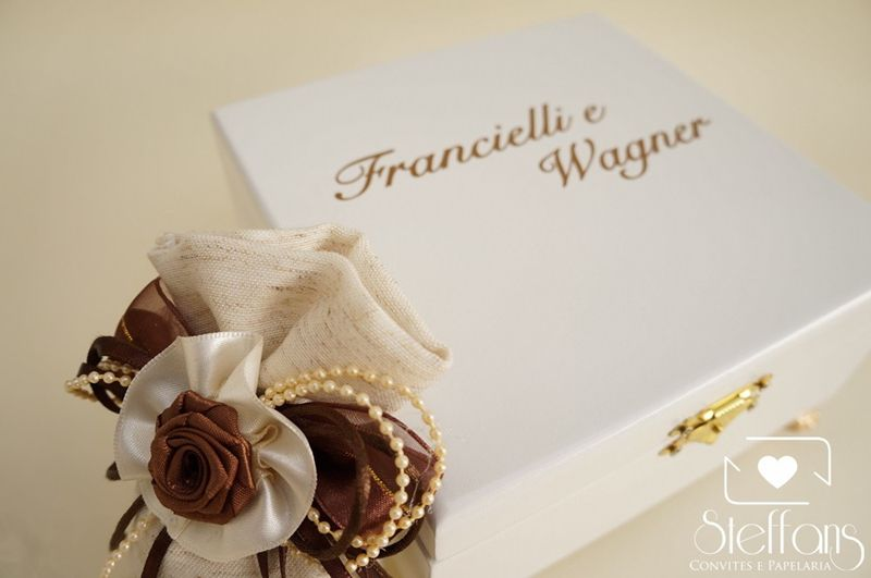 Porta Aliança Francielli e Wagner