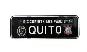 Placa Corinthians