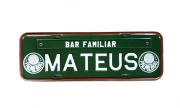 Placa Palmeiras