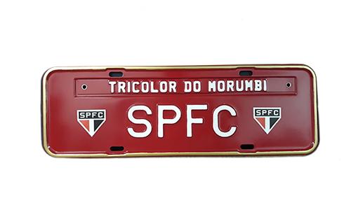 Placa São Paulo