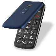 Celular Flip Vita Azul Dual Chip Multilaser P9020 Idoso