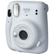 Kit Câmera Fujifilm Instax Mini 11 Branca + Kit 20 fotos