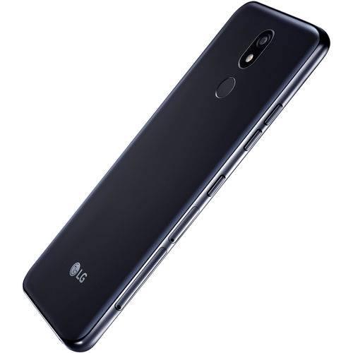 Celular LG K12+ Plus 32gb Preto Dual Tela 5,7 Octacore