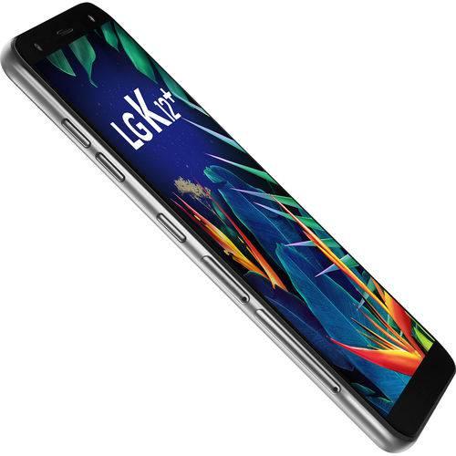 Celular LG K12+ Plus 32gb Dual Tela 5,7 Platinum Octacore