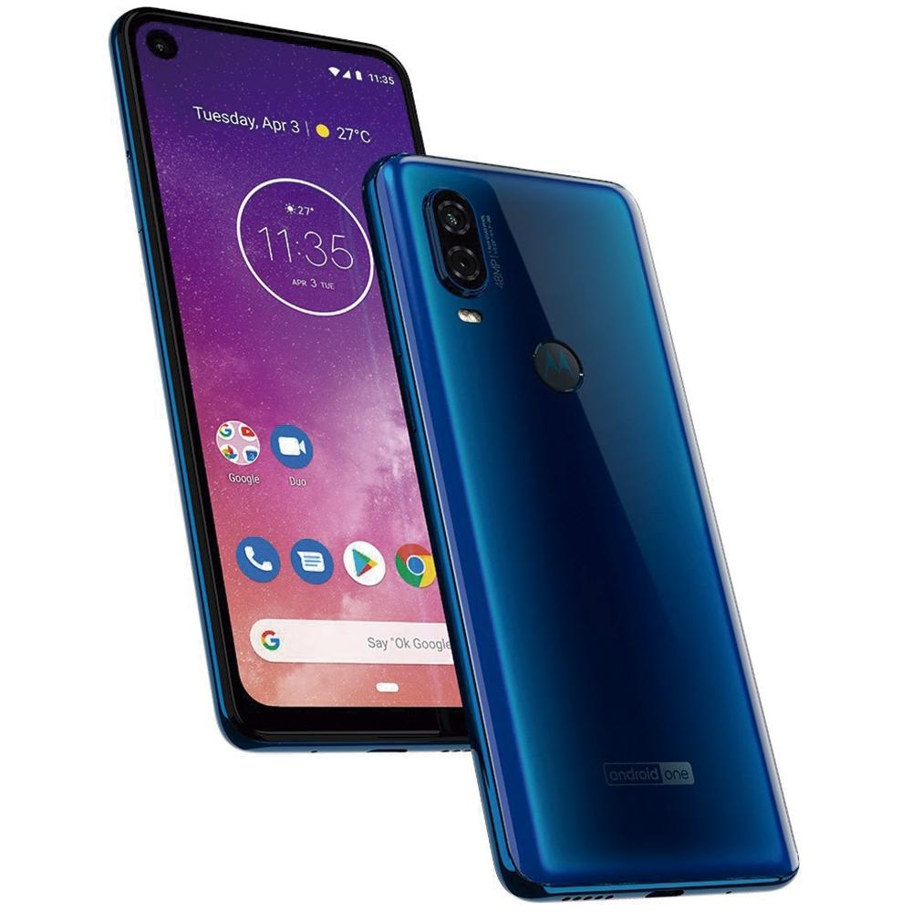 Celular Motorola One Vision 128gb Dual Chip Android 9 Xt1970