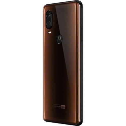 Celular Motorola One Vision 128gb Dual Cor Bronze Xt1970