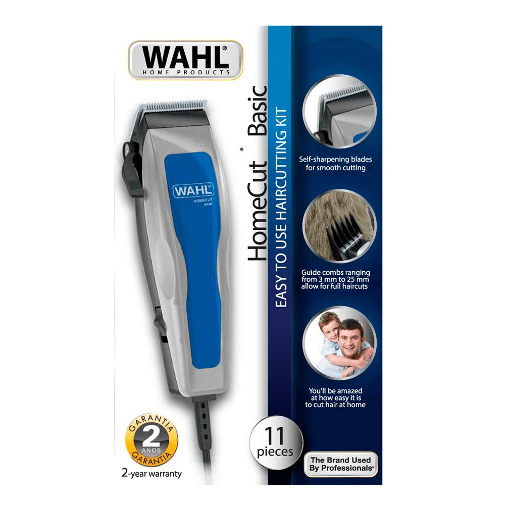 Máquina de Corte Wahl Clipper Home Cut Basic 110V