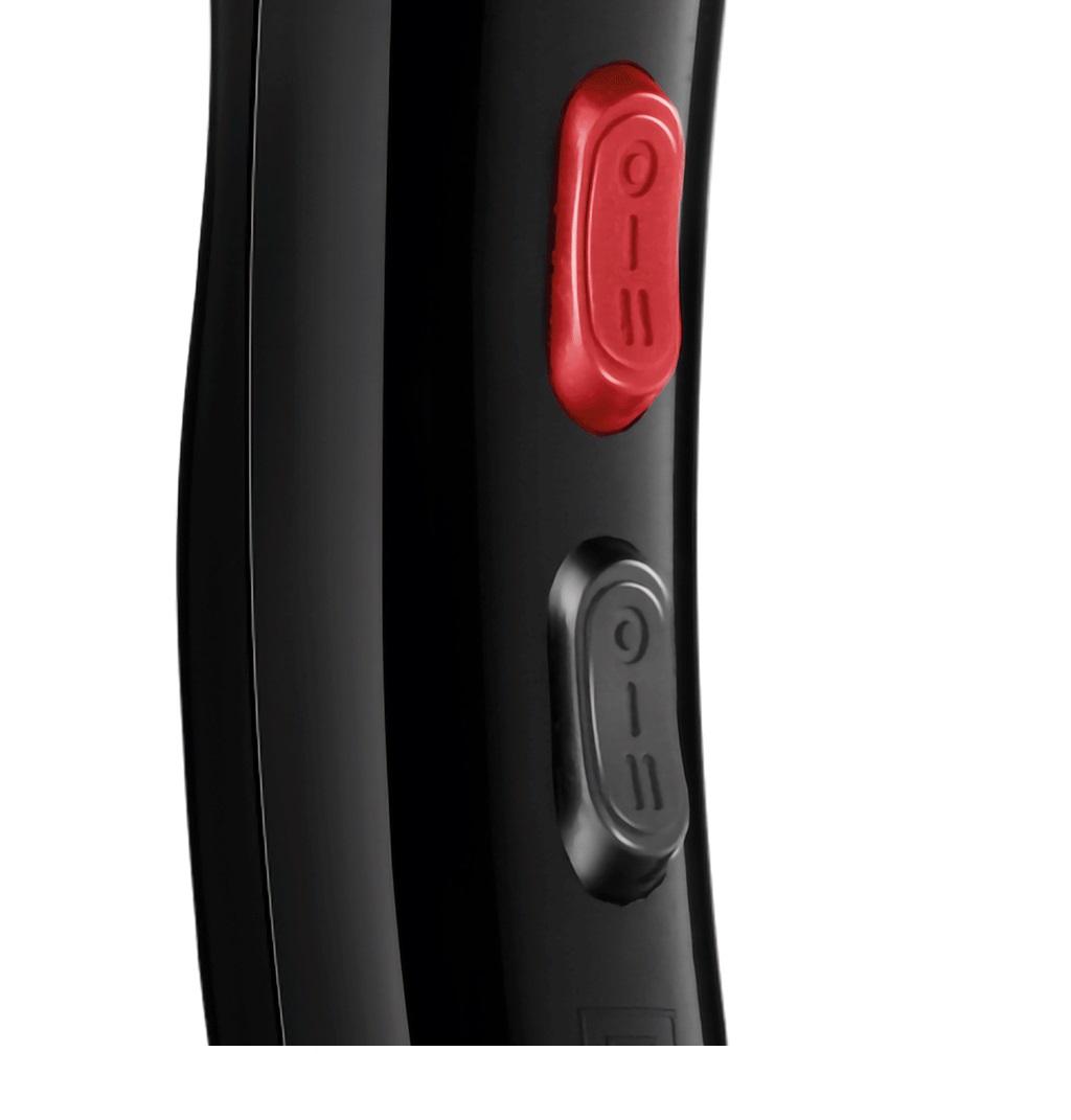 Secador de Cabelos Mondial Turbo Color Red 1900W SC41 110v
