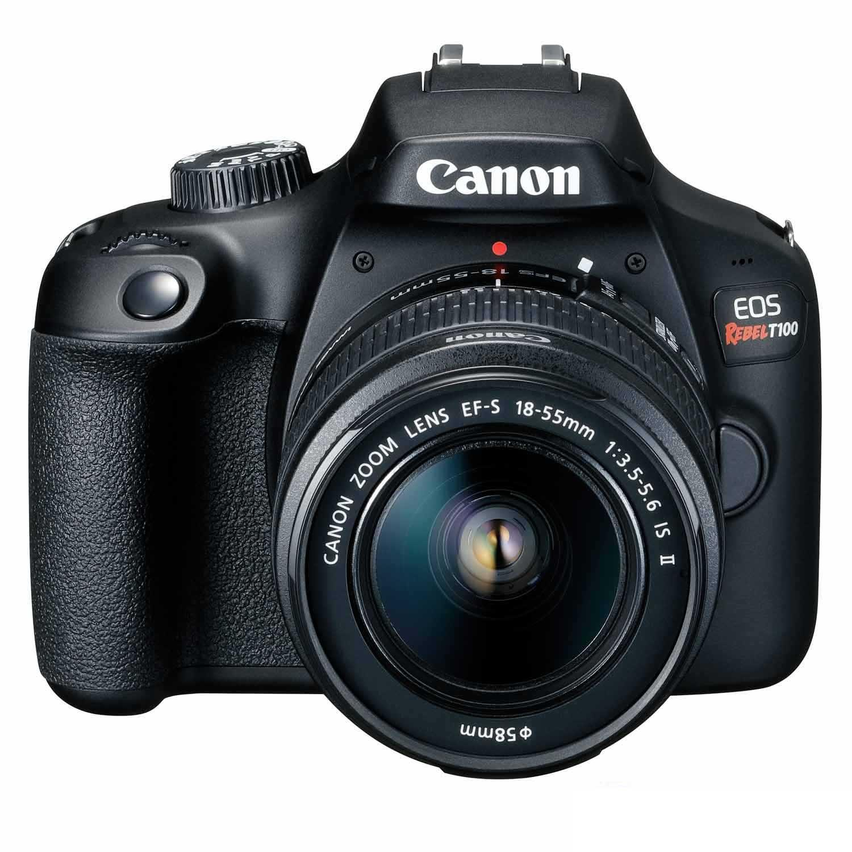 CAMERA CANON  T100  KIT 18-55mm