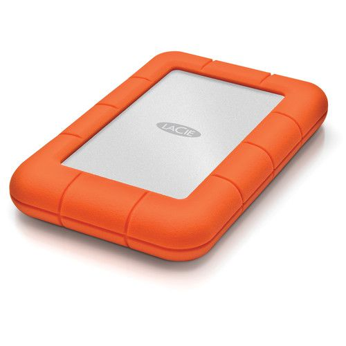 HD Portátil LaCie 1TB Rugged Mini