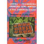 Amora - Framboesa - Groselha - Kiwi - Mirtilo e Sua Comercialização