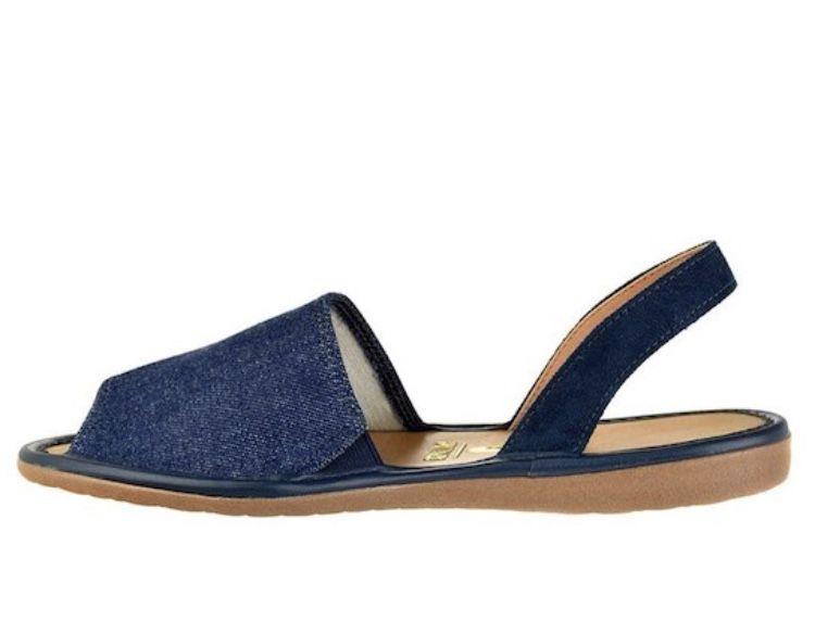 95124b926 Sandalia Rasteira Vizzano Avarca Jeans Lodon 6280100 - movi shoes