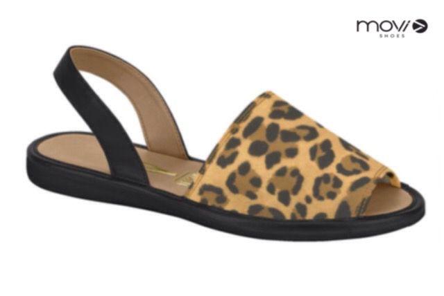 dc3b4c30c Sandalia Rasteira Vizzano Avarca onça 6280100 - movi shoes
