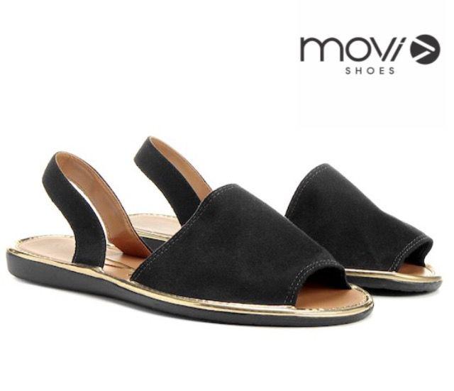 9da01bd57 Sandalia Rasteira Vizzano Avarca preta 6280100 - movi shoes