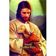 Santinhos da Oração do Bom Pastor - Milheiro