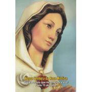 Santinhos de Nossa Senhora da Rosa Mística - Milheiro