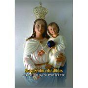 Santinhos de Nossa Senhora dos Aflitos - Milheiro