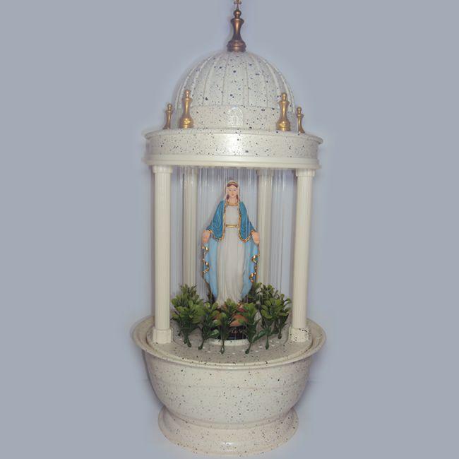 Fonte Luminosa de Nossa Senhora das Graças  - Ruah Artigos Católicos