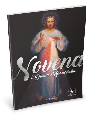 Novena à Divina Misericórdia  - Ruah Artigos Católicos