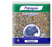 Mistura Balanceada Zootekna de Sementes Papagaio - 400 g