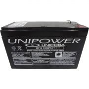 Bateria 12v 7AH Up12 Compact Unipower