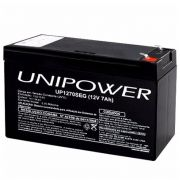 BATERIA UNIPOWER - 12V - 7AH UP1270SEG
