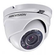 Câmera Hikvision Dome 3,6MM Turbo HD DS 2CE56D1T IRM
